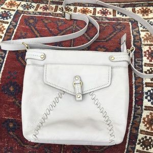 Born Brand Leather Crossbody Bag